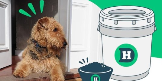 Feed Your Dog, Save The Planet