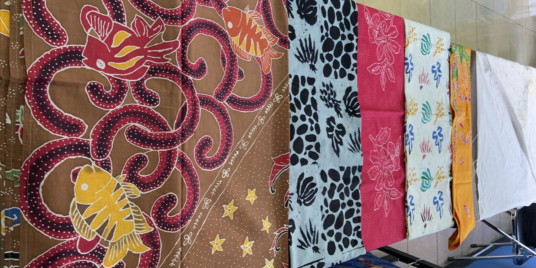 Empowering Housewives by Cultivating Batik
