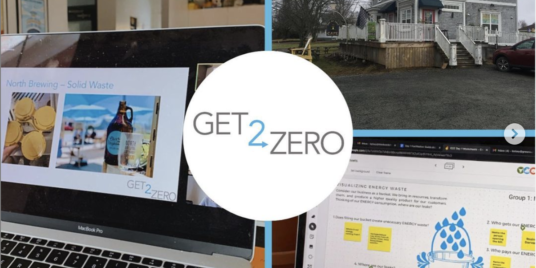 "Helping Organizations ""GET 2 ZERO"""