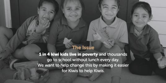 Feeding Kiwi Kids Minds