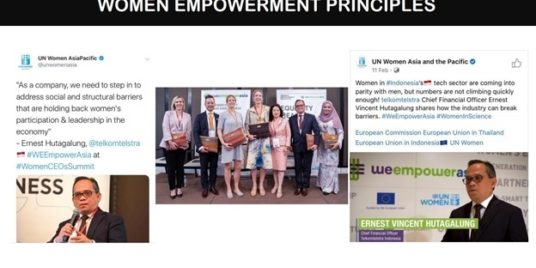 Gender Equality and Technology for Social Goods