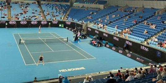 Tennis Australia - Serving Up Change