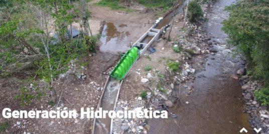Water Energy, the Light of Forgotten Populations / La Energía del Agua, la Luz de poblaciones olvidadas