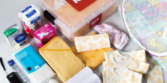 Finnish Baby Aid Kit
