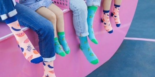 Solving the Textile Waste Crisis, One Sock at a Time