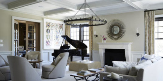 An Interior Designer Looking to Give Back to Her First Home