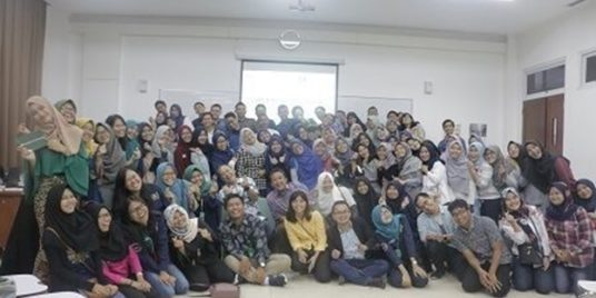 Contribute Improving Indonesian Financial Literacy Index