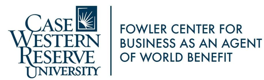 Fowler Center for Business as an Agent of World Benefit logo