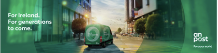 An Post: Creating a zero emissions postal service