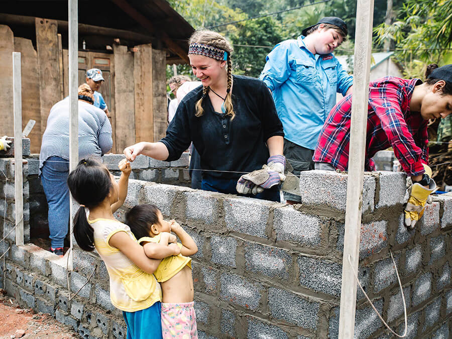 Rethinking Community Service in Developing Countries