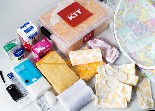 Finnish Baby Aid Kit