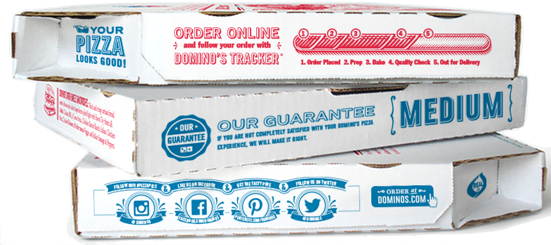 The Domino's Pizza Box Innovation