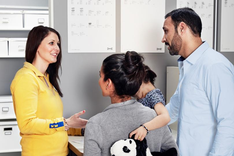 IKEA Promoting Gender Equity