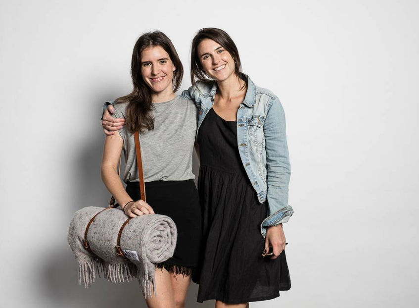 Turning Textile Waste to Luxurious Sustainable Blankets