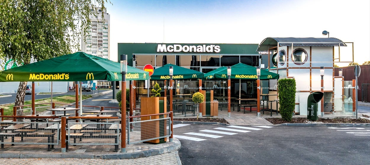 McChanging the world, one restaurant at a time