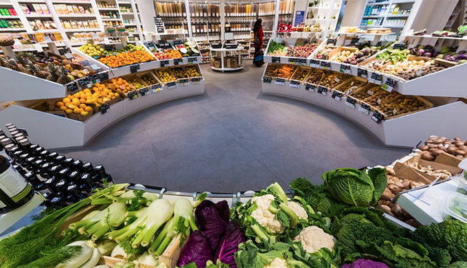Organic, Local and Bulk : The Future of Consumption