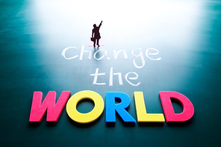 Making a Change Around the World