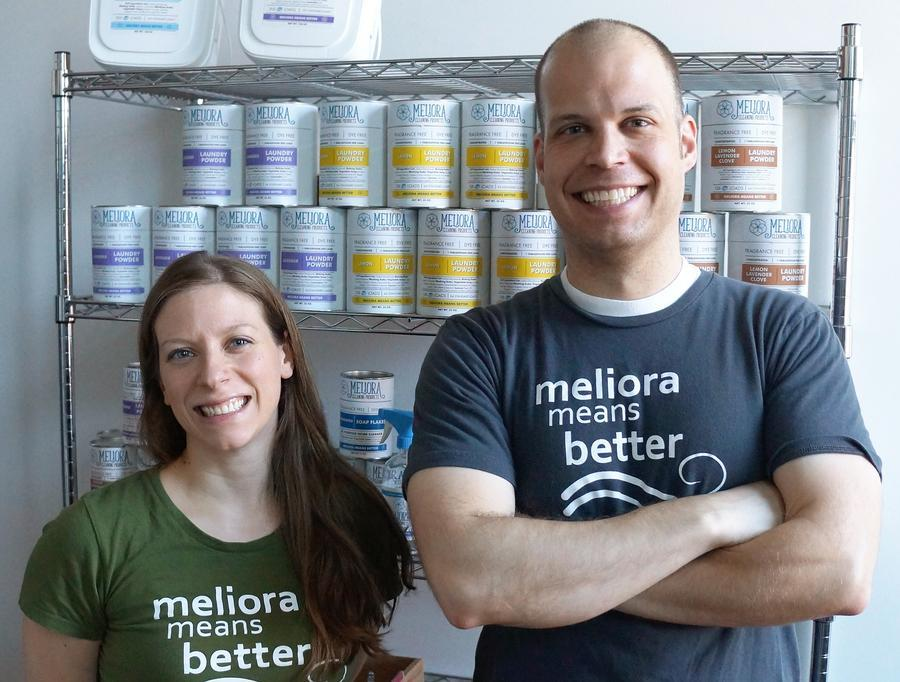 Meliora Cleaning Products is on a Mission to be Zero-Waste