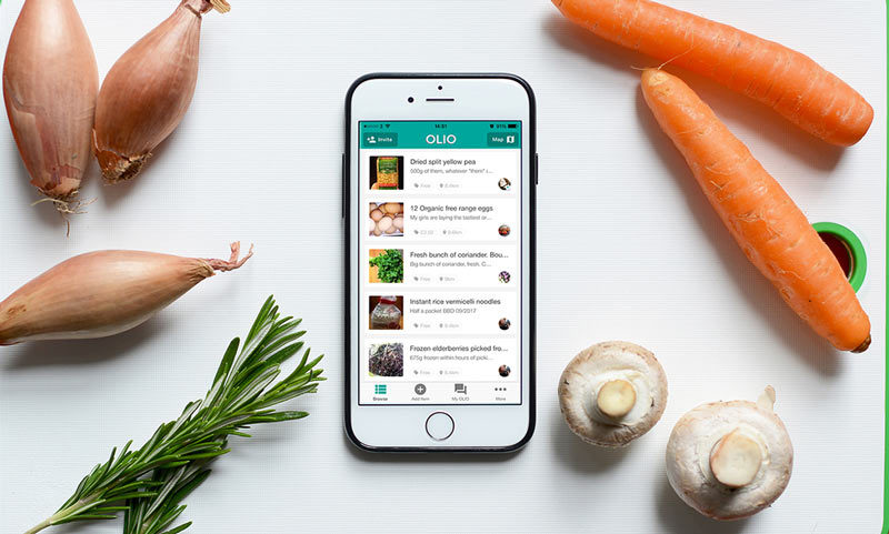 The Food Revolution App:  Fighting Food Waste