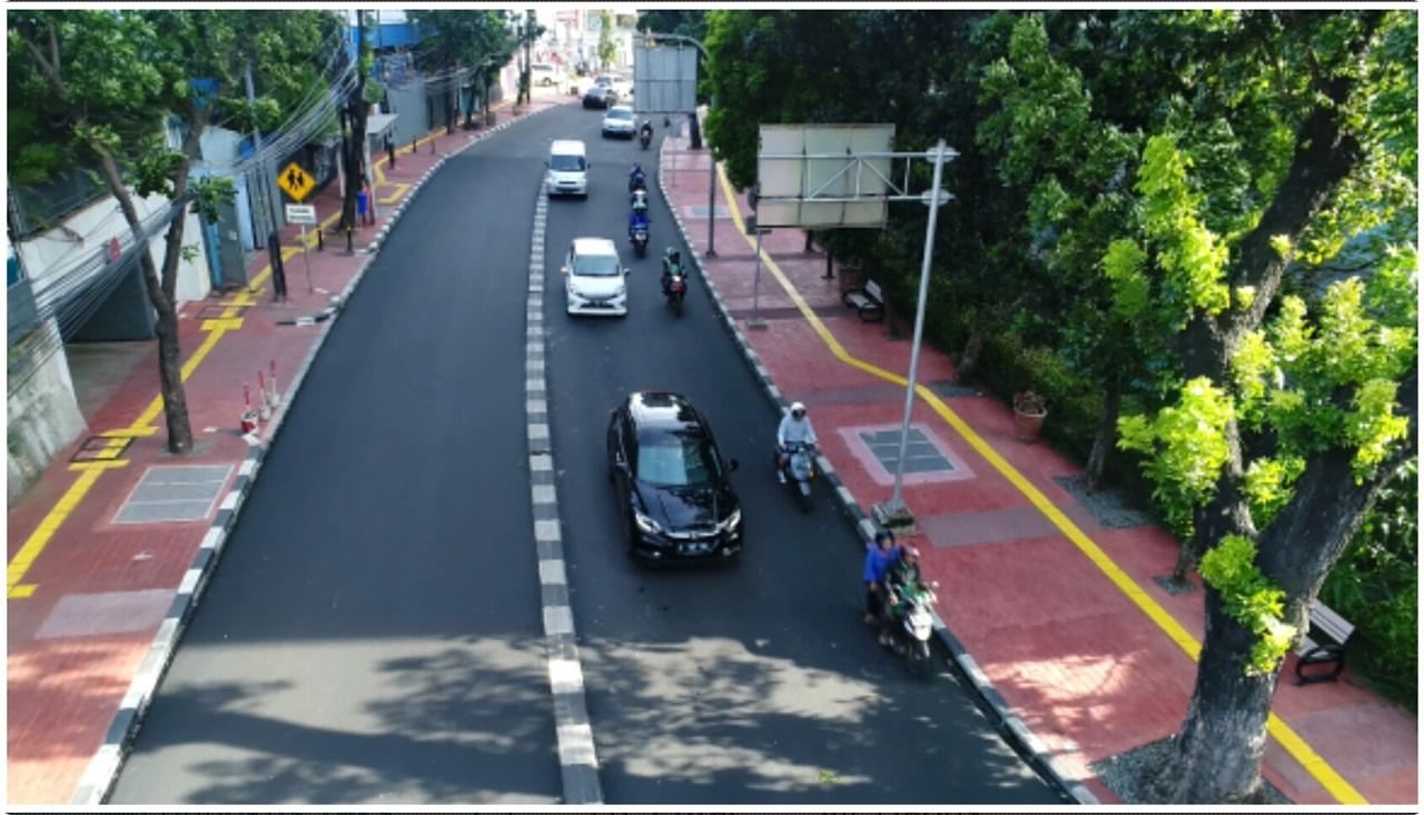 Liberating Pedestrians