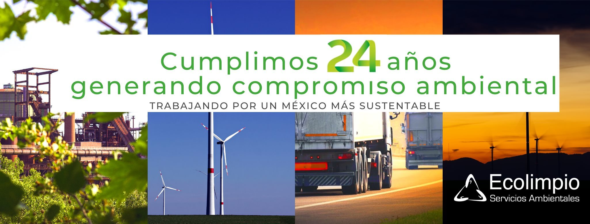Ecolimpio working for a sustainable Mexico