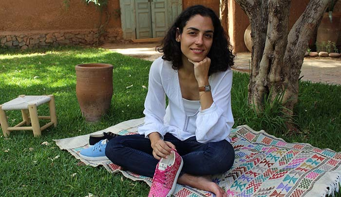 The First Moroccan Eco-Friendly Sneakers