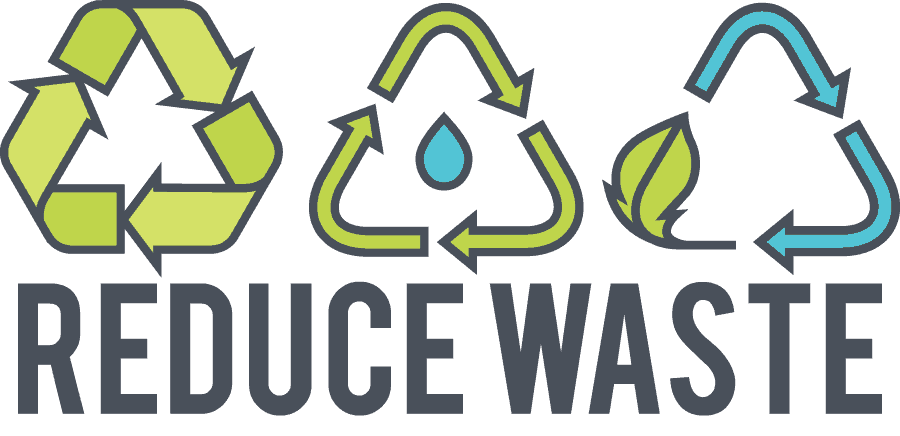 Sustainability Gains by Waste Reduction Process