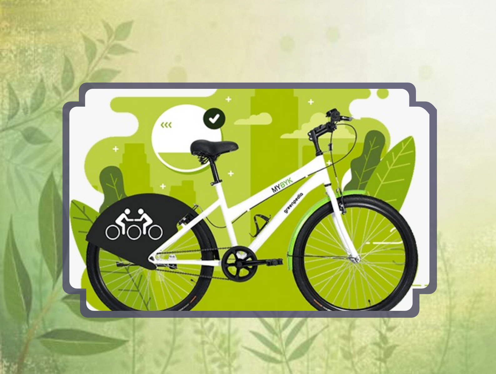 Cycle Your Way to a Fit and Eco-Friendly Life