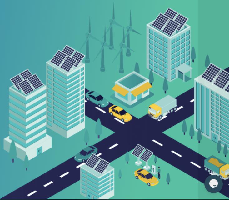 Smart energy sharing
